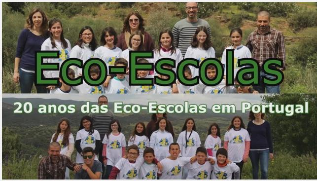 eco-escolas vídeo