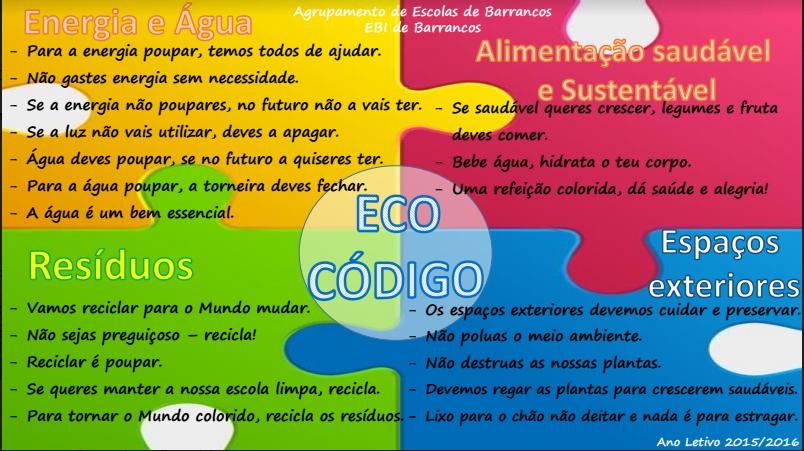 ecocódigo